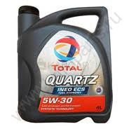 TOTAL QUARTZ INEO ECS 5W30 4L